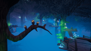 Jungle Level Screenshot