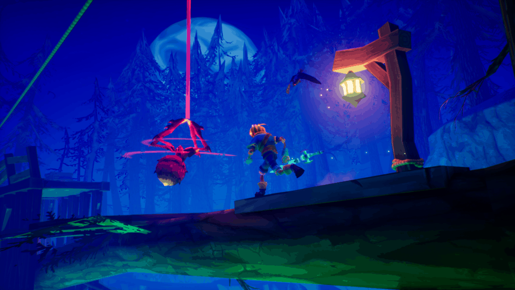 The Forest Level